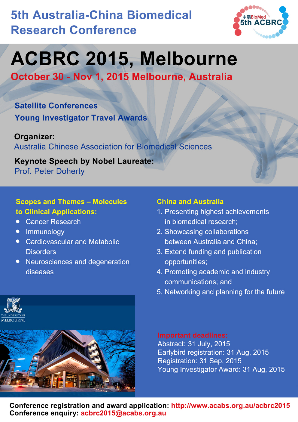 ACBRC2015 Call for Abstract LL